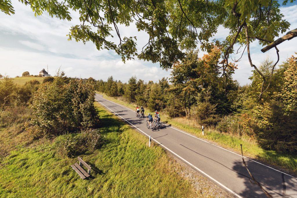 Stoneman Miriquidi Road/Rennrad Erzgebirge: Schwartenberg