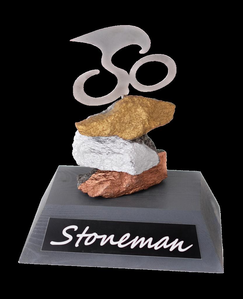 Stoneman Road Rennrad Trophäe