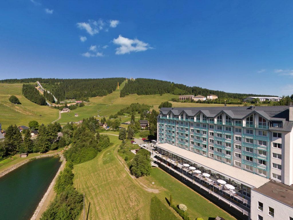 Best Western Ahorn Hotel Oberwiesenthal, city – Logis-Partner Stoneman Miriquidi Road