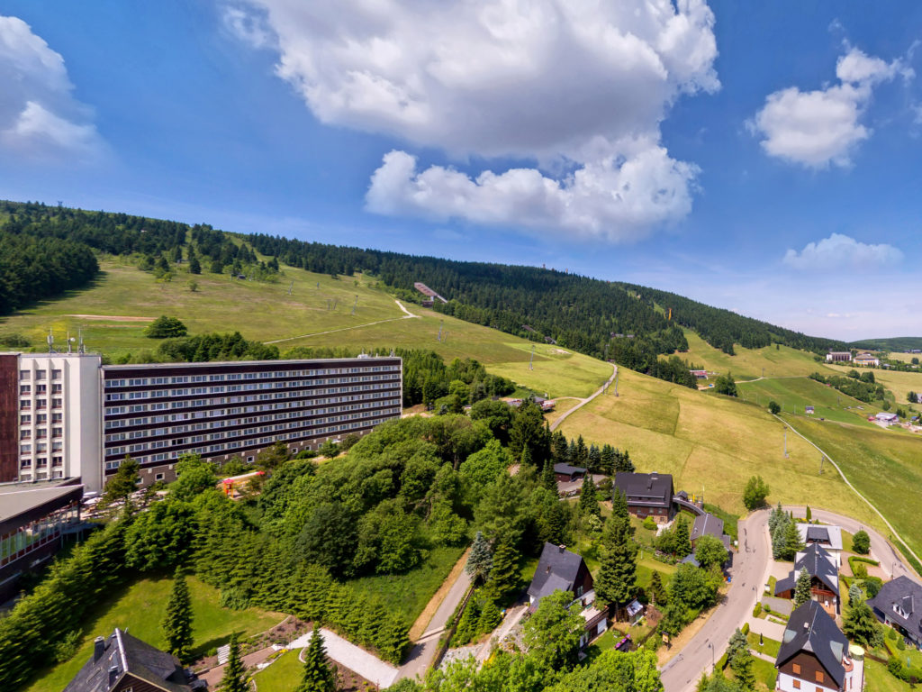 AHORN Hotel Am Fichtelberg, city – Logis-Partner Stoneman Miriquidi Road