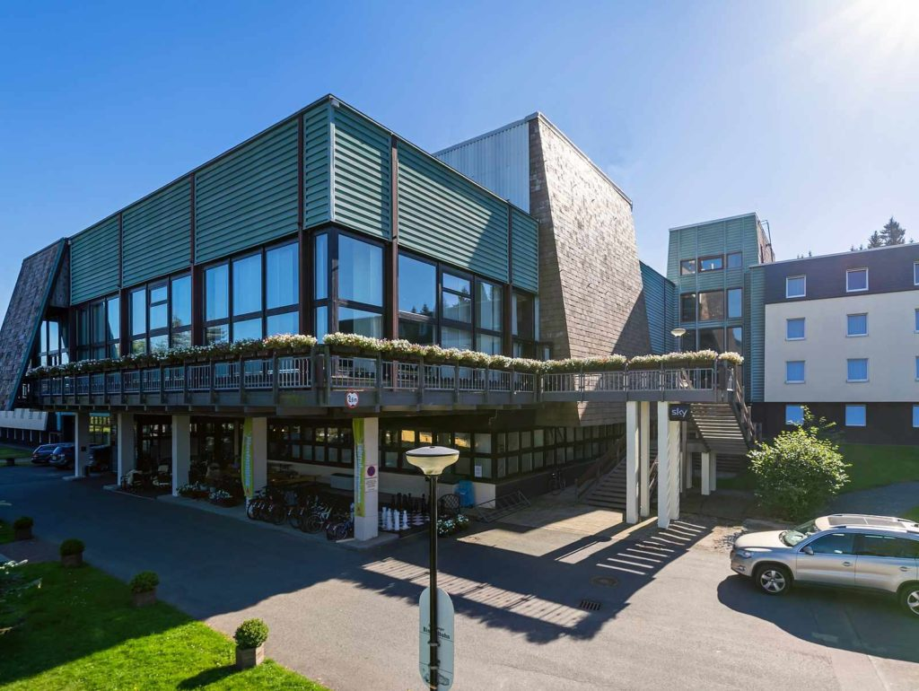 AHORN Waldhotel Altenberg, city – Logis-Partner Stoneman Miriquidi Road