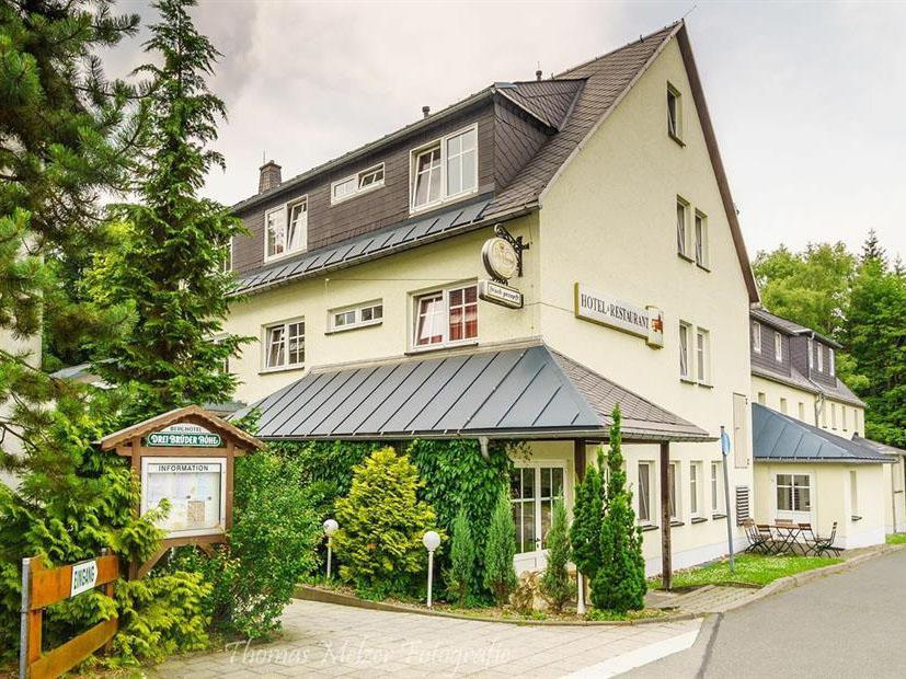 Berghotel Drei-Brüder-Höhe, city – Logis-Partner Stoneman Miriquidi Road