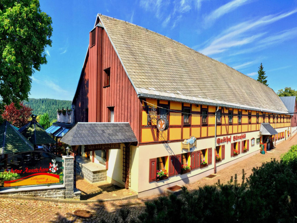 Naturhotel Gasthof Bärenfels, city – Logis-Partner Stoneman Miriquidi Road