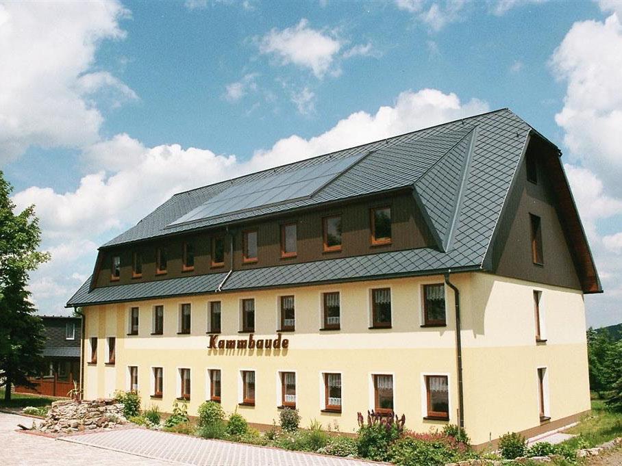 Hotel Dachsbaude & Kammbaude Neuhausen, city – Logis-Partner Stoneman Miriquidi Road