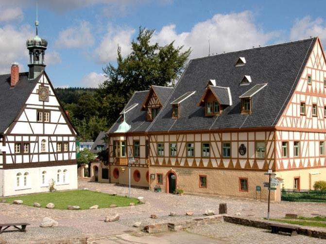 Hotel Saigerhütte, city – Logis-Partner Stoneman Miriquidi Road
