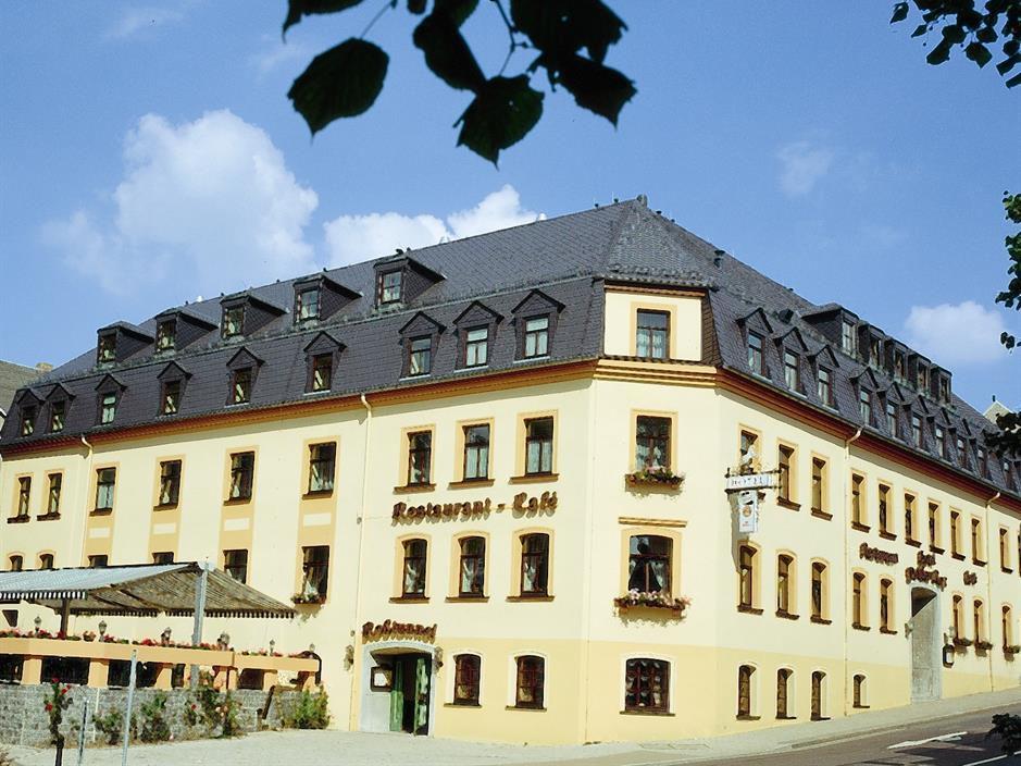 Hotel Weißes Roß, city – Logis-Partner Stoneman Miriquidi Road