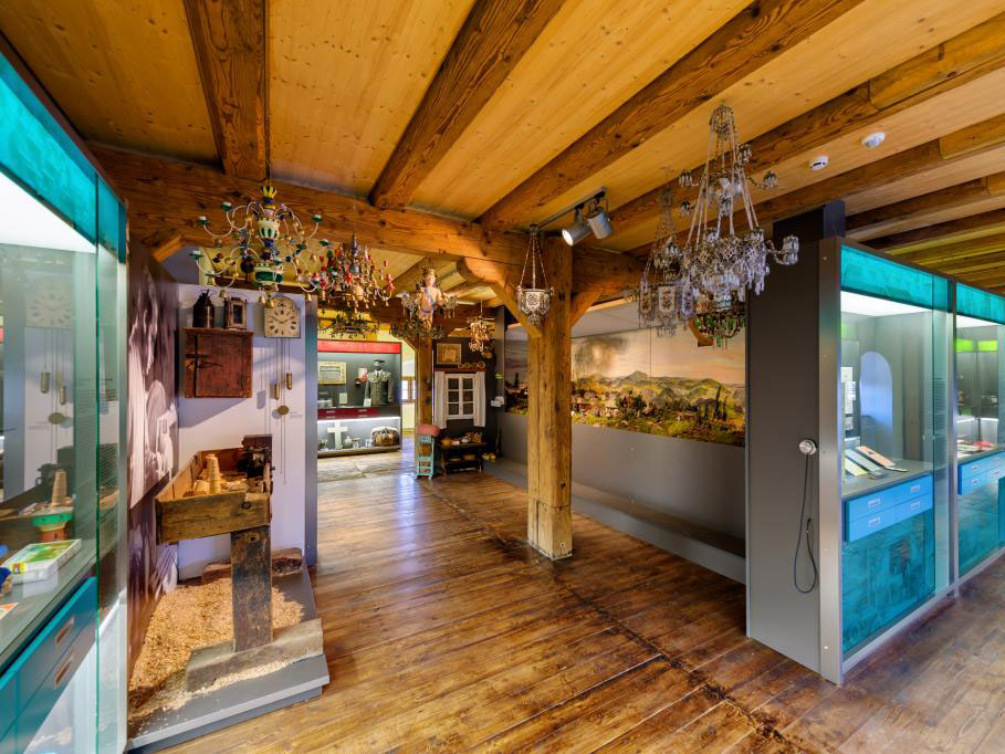 Museum sächsisch-böhmisches Erzgebirge, city – Logis-Partner Stoneman Miriquidi Road
