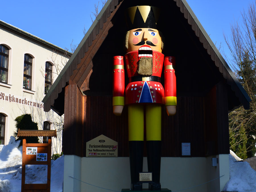 Nussknackermuseum, city – Logis-Partner Stoneman Glaciara Mountainbike