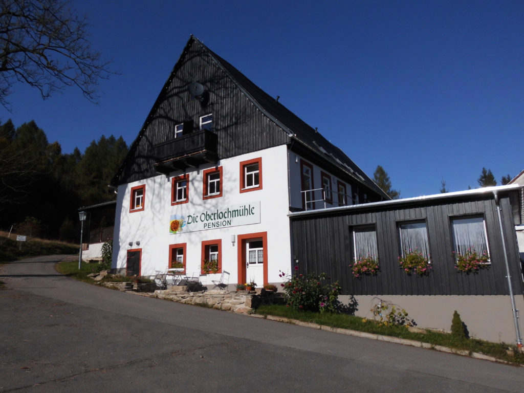 Pension Oberlochmühle, city – Logis-Partner Stoneman Miriquidi Road