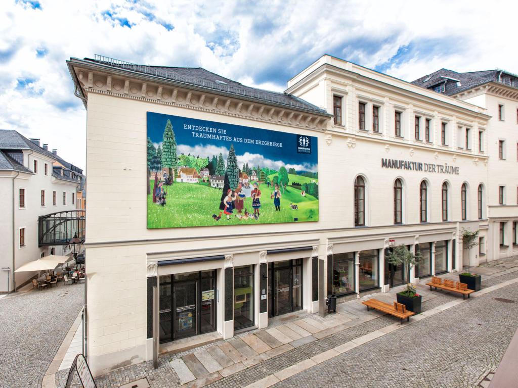 Touristinformation Annaberg-Buchholz, city – Logis-Partner Stoneman Miriquidi Road