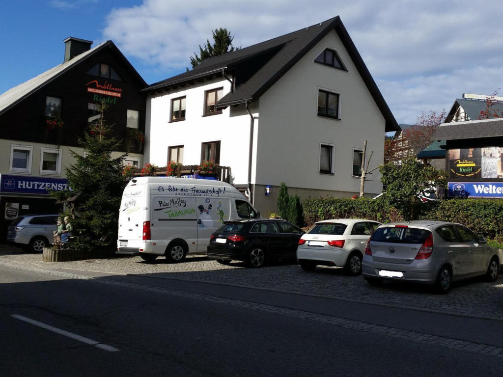 Wellnesss Pension & Gasthaus Riedel, city – Logis-Partner Stoneman Miriquidi Road