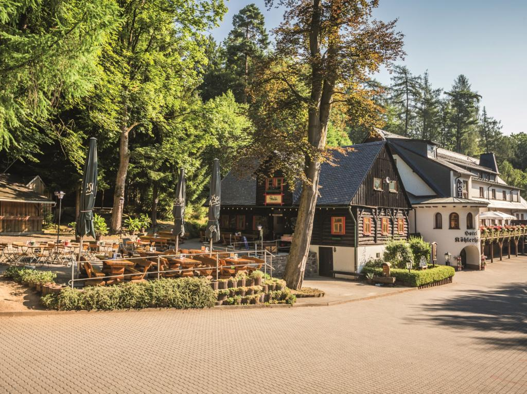 Köhlerhütte, city – Logis-Partner Stoneman Miriquidi Road
